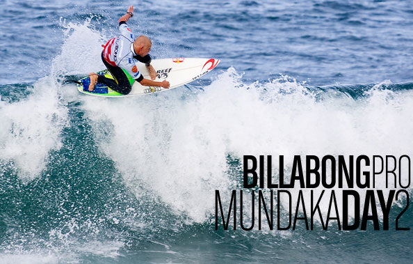 Your new ASP ratings leader; Mick Fanning