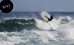 O'neill Cold Water Classic South Africa Day 1