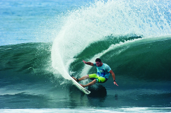 Andy Irons from the cover of SURFING's October Issue. Photo: Pete Frieden