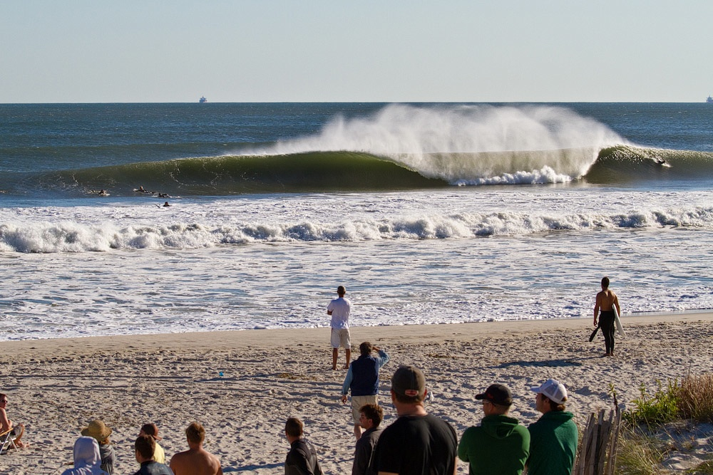 In Long Island, the best surfers in the world will compete for a piece of the $1,000,000 purse.