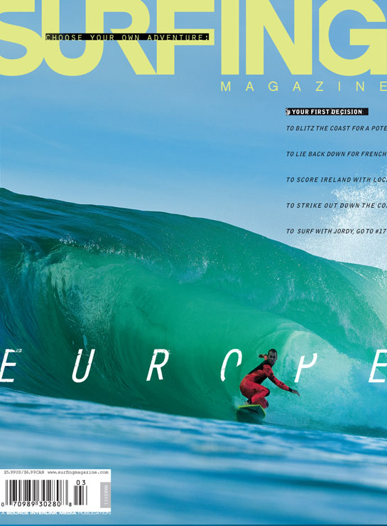 March Issue 2011 Surfing Magazine