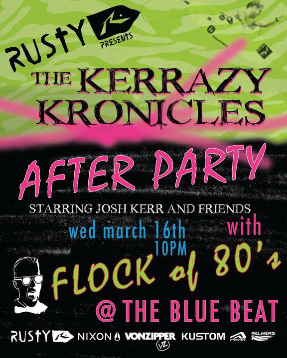 Kerrazy Kronicles Premiere After Party