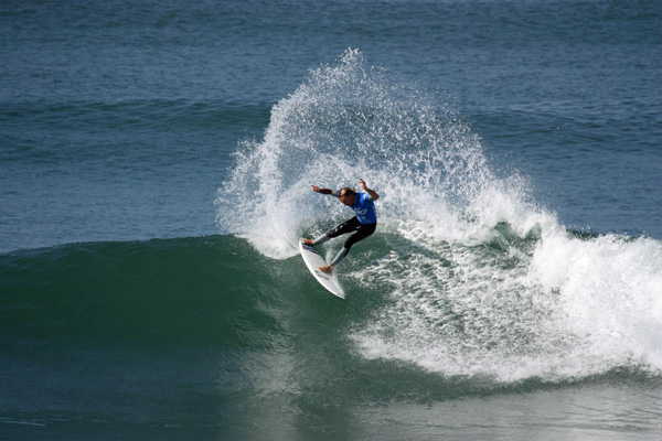 Chris Davidson (AUS), 34, 2010 Nike 6.0 Lowers Pro Runner-Up, will be a top seed at Trestles once again this year. Credit: ASP / SHADLEY