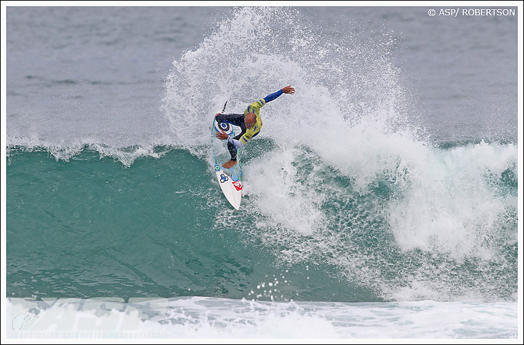 Kelly Slater (USA), 39, reigning 10-time ASP World Champion and defending Rip Curl Pro Bells Beach winner, eyes this year's event title as he furthers his campaign towards an 11th ASP World Title. Credit:© ASP / ROBERTSON
