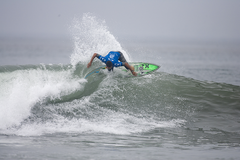 Joel Centeio of Team HIC, all the way out from Hawaii. Photo: Lowe-White