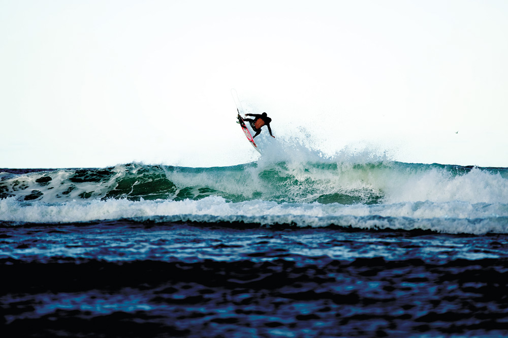 When not gracing the pages of our magazine, Dion spends time editing his own in the form of Proxy Noise. Photo: Maassen