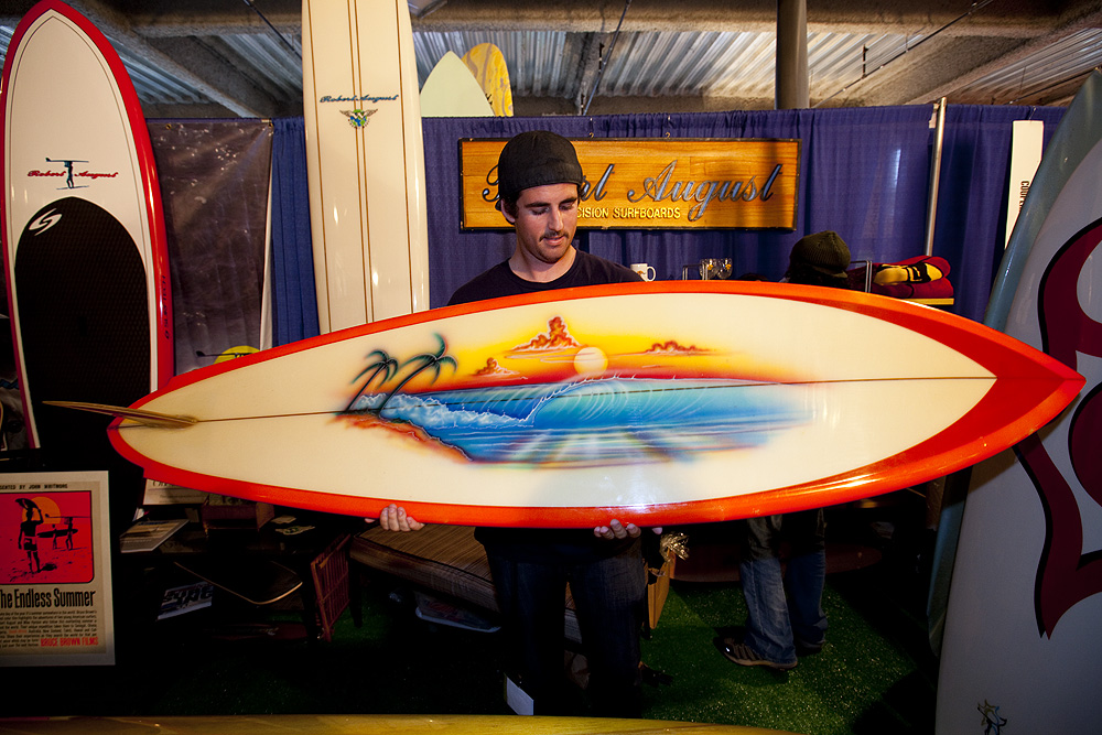 The Sacred Craft has the innate ability to turn our focus back to what truly matters: the boards themselves. Photo: Ellis