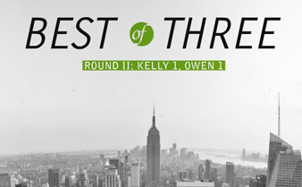 Best of Three: New York
