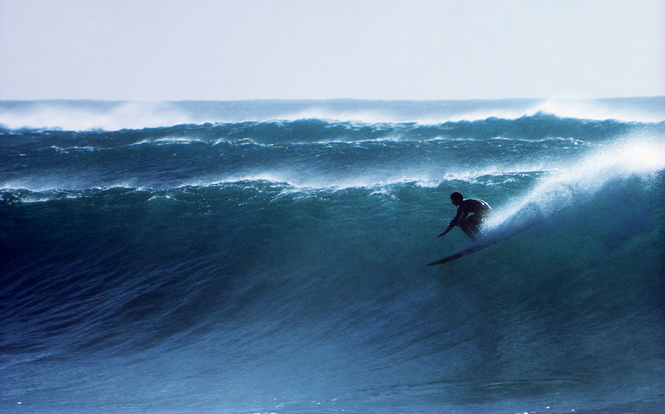 For the general public, Endless Summer provided a first glimpse at surfing. Photo: Courtesy Bruce Brown Films, LLC