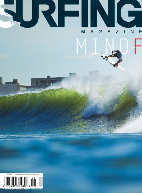 January Issue 2012 Surfing Magazine