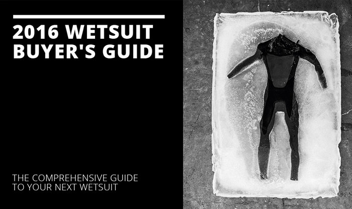 2016 Winter Wetsuit Guide