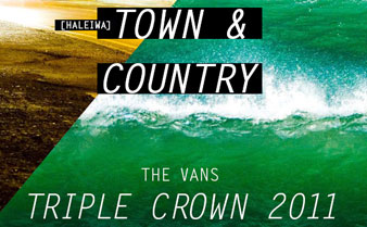 Triple Crown of Surfing: Haleiwa and Sunset