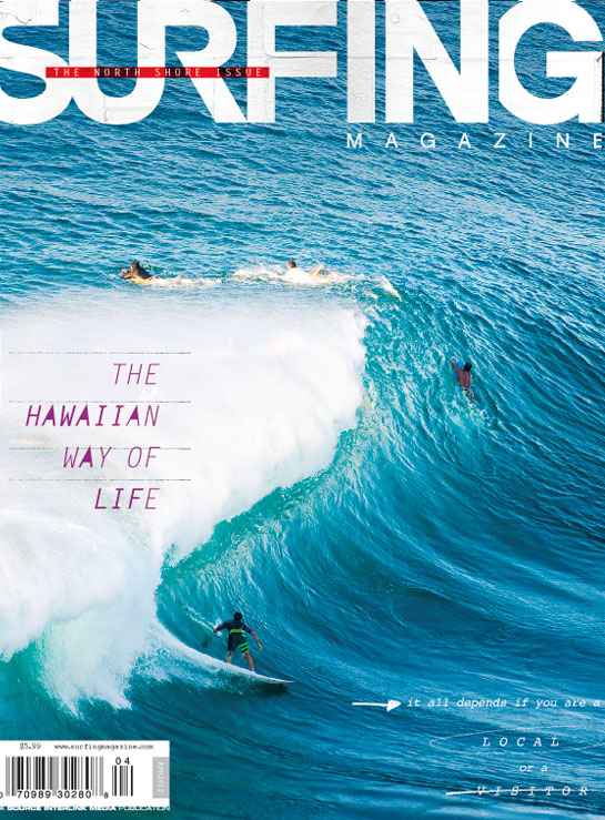 April Issue 2012 SURFING Magazine