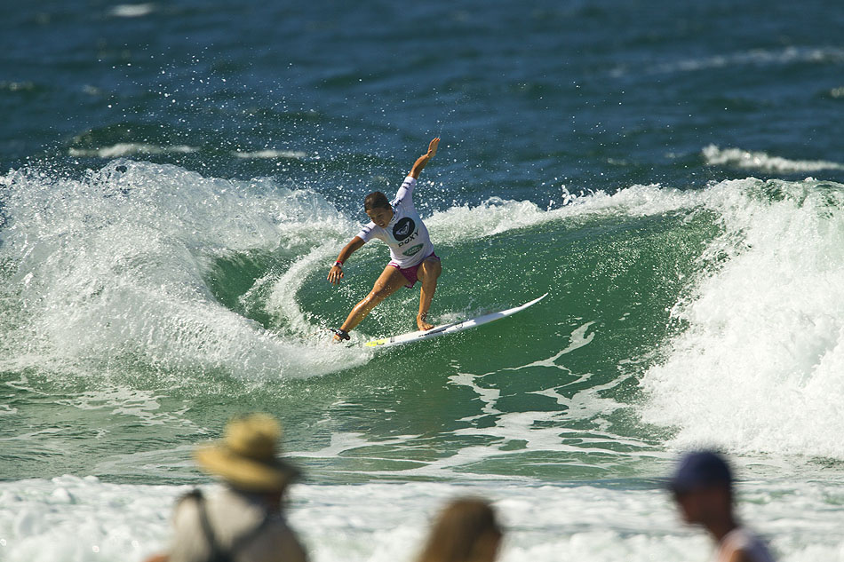 Is a World Title in Sally's future? Time will tell. Photo: Joli