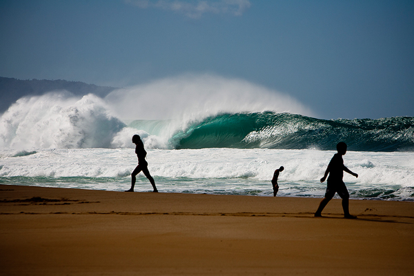 Picture yourself here this winter, as the 2012 Fantasy Surfer champ. Photo: Lowe-White