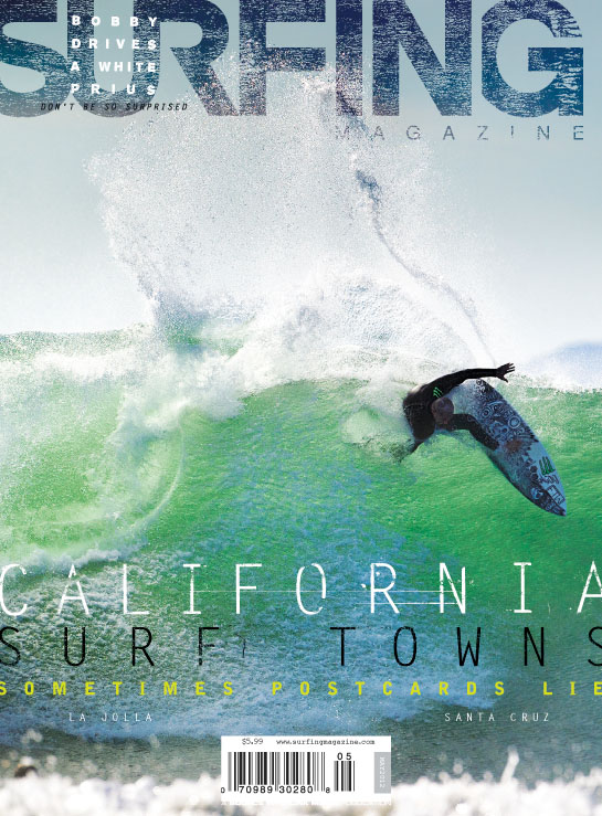 May Issue 2012 Surfing Magazine
