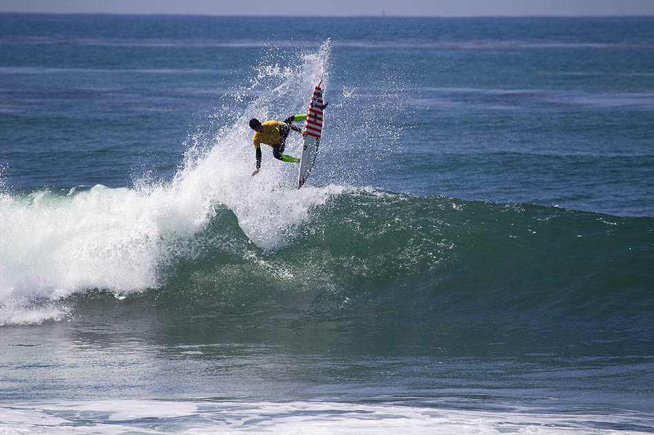 Gabriel Medina, living up the the hype in the Lowers lefts. Photo: Ellis