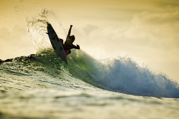 NSSA Surfer of the Month: Hiroto O'ohara