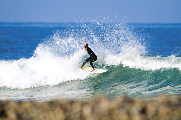 NSSA Surfer of the Month: Kulia Doherty