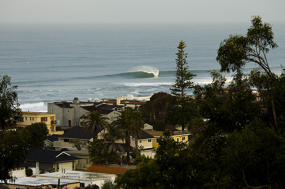 Although crowds and flat spells occasionally plague California's summer, there are moments of brilliance. Photo: Glaser