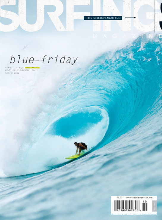 October Issue 2012 SURFING Magazine