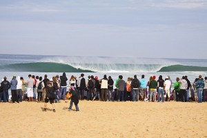 When the elements come together, France offers some of the best beachbreaks the world has to offer. Photo: Joli