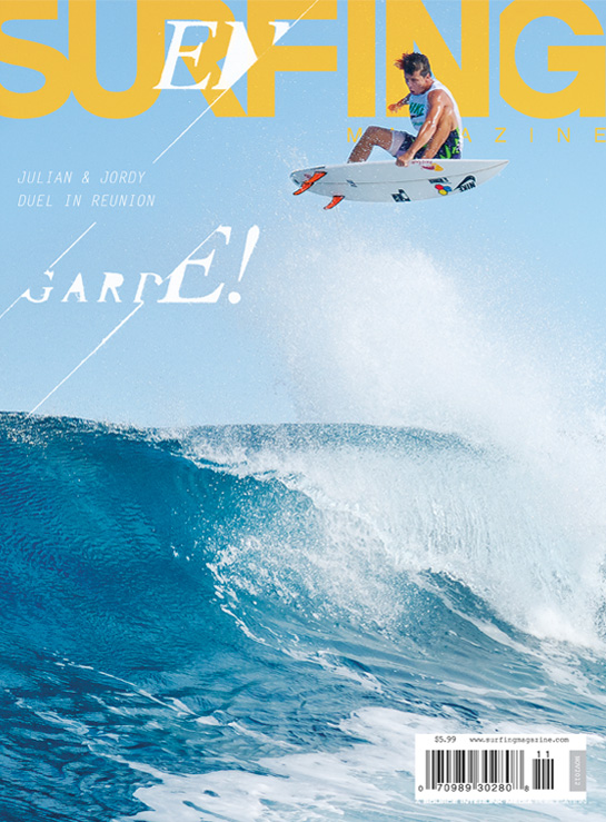 November Issue 2012 SURFING Magazine