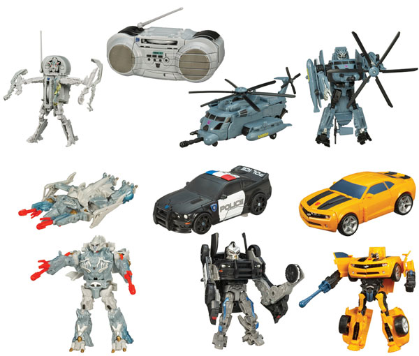 Transformers: Robots in disguise. Photo: Internet