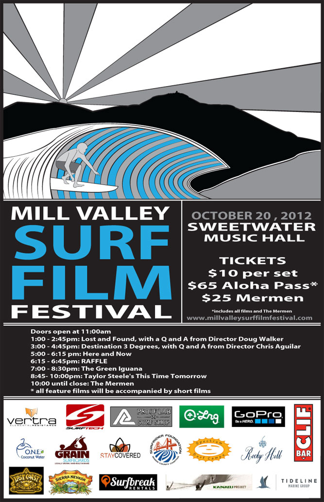 1st Annual Mill Valley Surf Film Festival