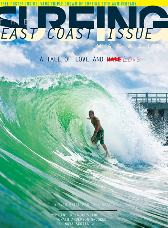 Blake Jones, Sebastian Inlet. January Issue 2013