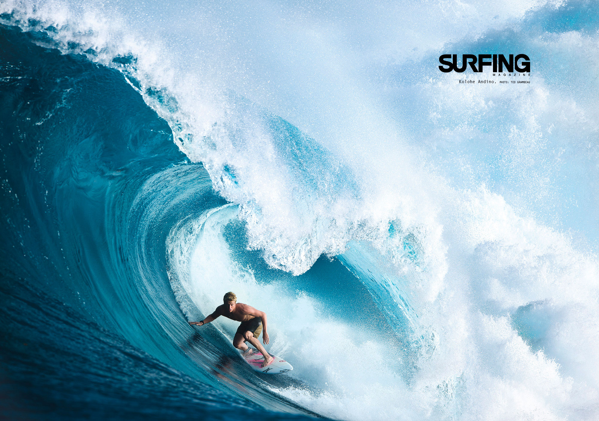 May 2013 Issue Wallpaper Surfer Magazine