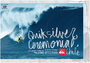 The Quiksilver Ceremonial Chile Kicks Off
