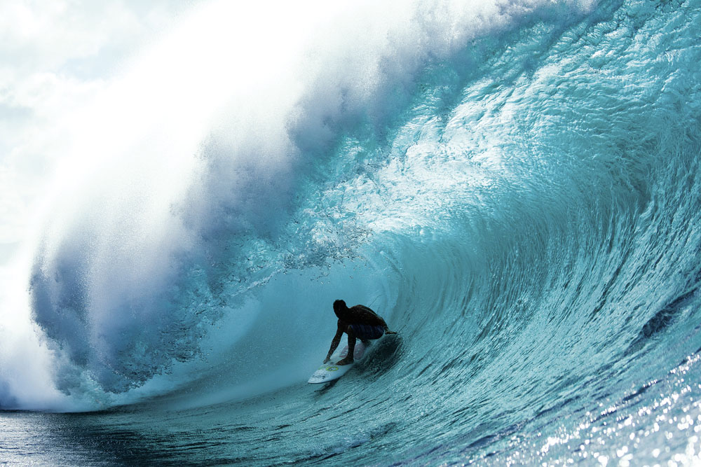 Heavy Lies The Crown Eddie Makaukai Surfer Magazine