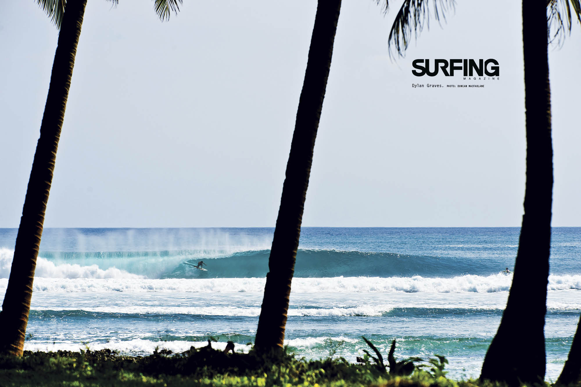 Rvca Surf Wallpaper March 2014 Issue Wallp...