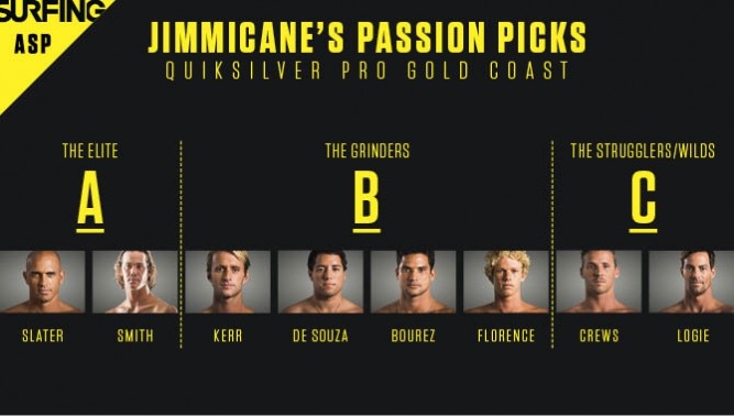 Passion Picks