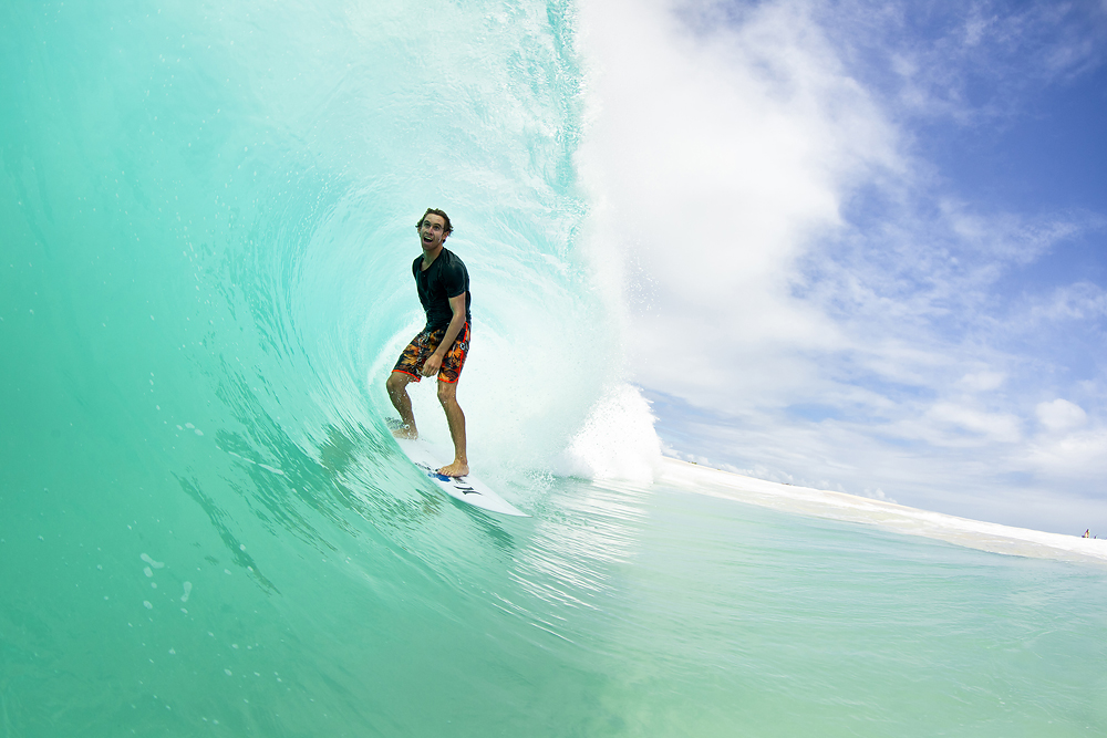 Micheal Dunphy, Caribbean. Photo: Jimmicane