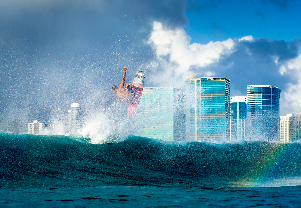 Zeke Lau. Photo: Tony Heff