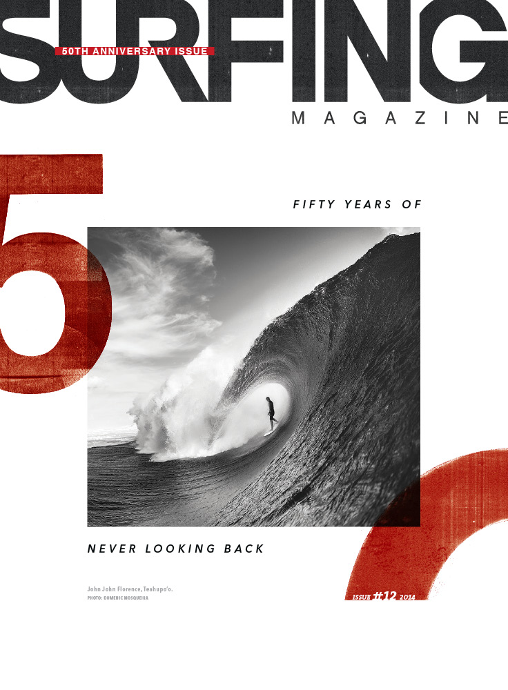 SURFING Magazine 50th Anniversary Issue