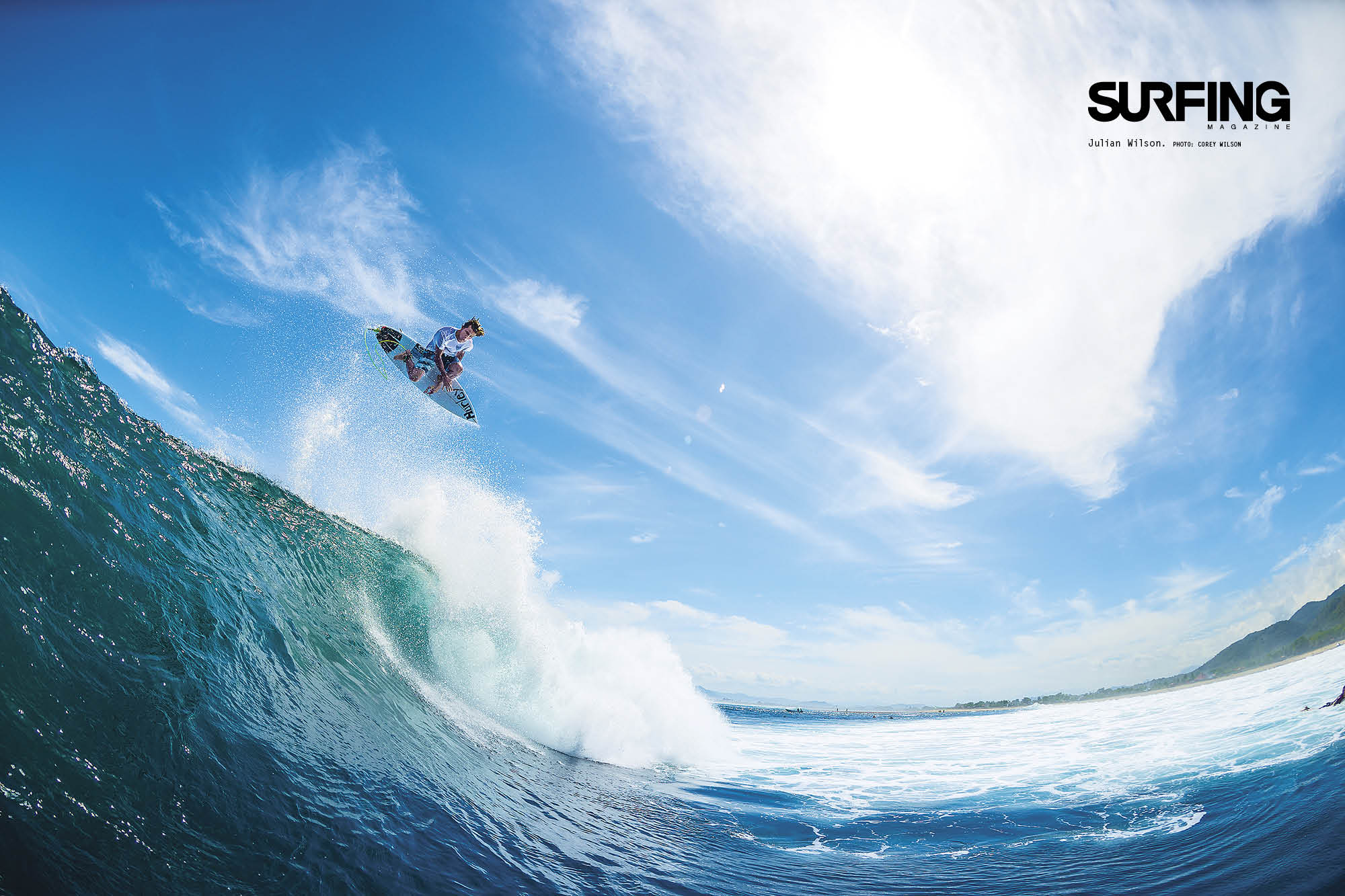 SURFING Wallpaper Issue 1 2015