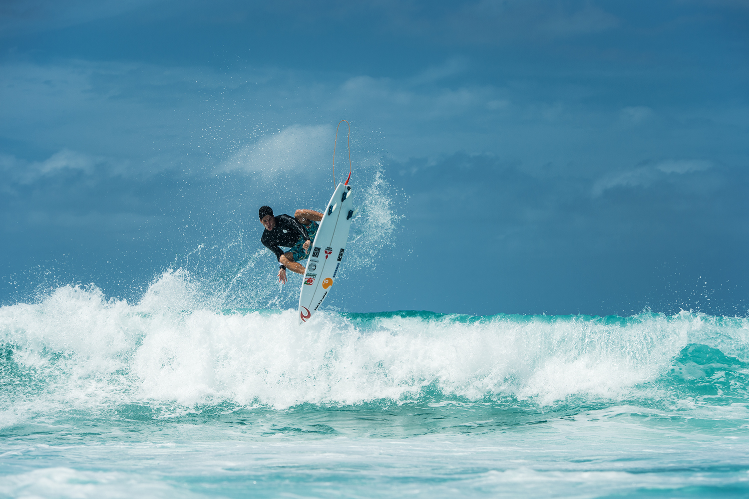 Gabriel Medina. Photo: Corey Wilson