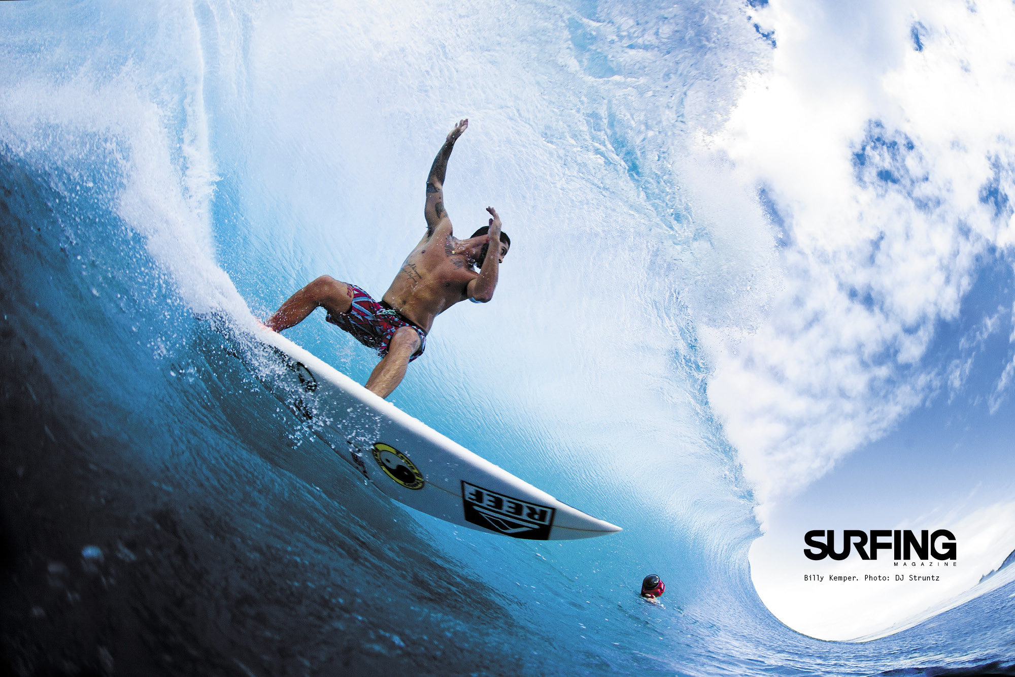 SURFING Wallpaper Issue 4 2015 SURFER Magazine
