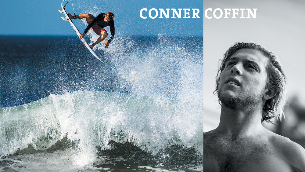 Conner Coffin. Photos: Struntz