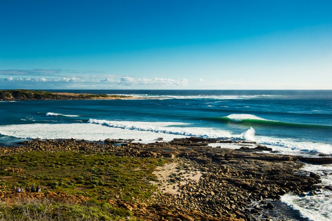 North Point, looking flawless from all directions. Photo: Corey Wilson
