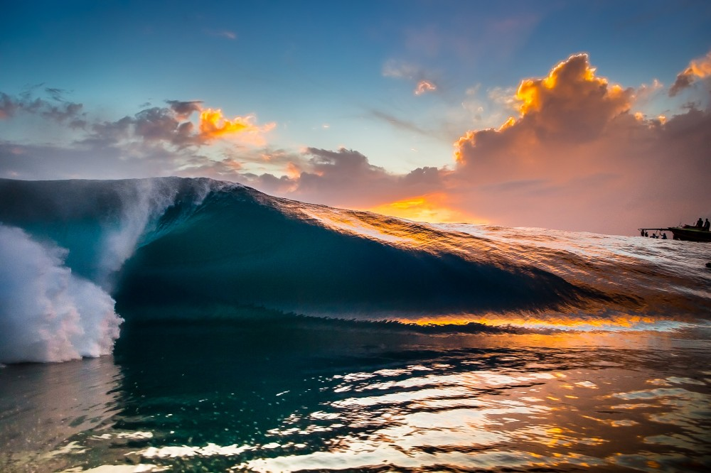 Tahiti. Photo: Domenic Mosqueira