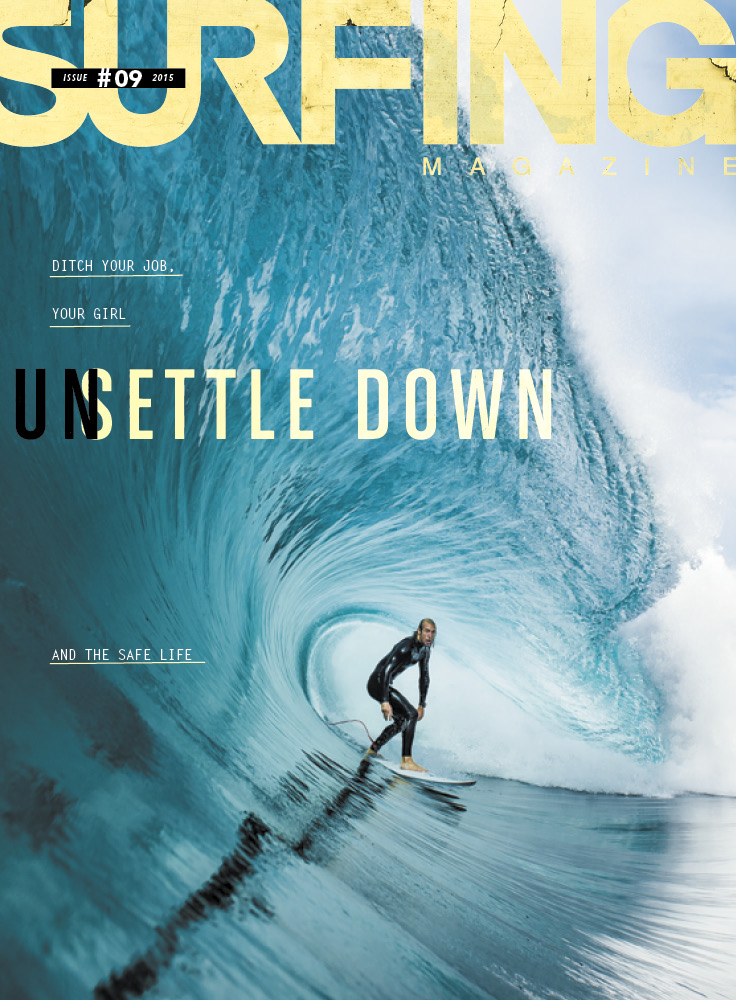 SURFING Magazine Issue 5, 2015