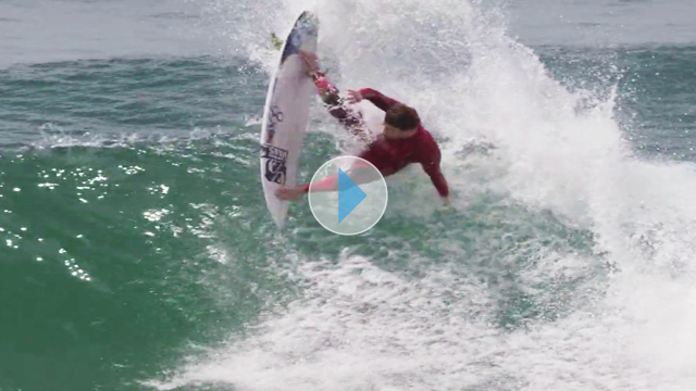 Dane Reynolds At Home With Dolores