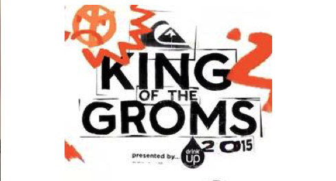 Round 2 Of Quiksilver's King of The Groms Set To Start