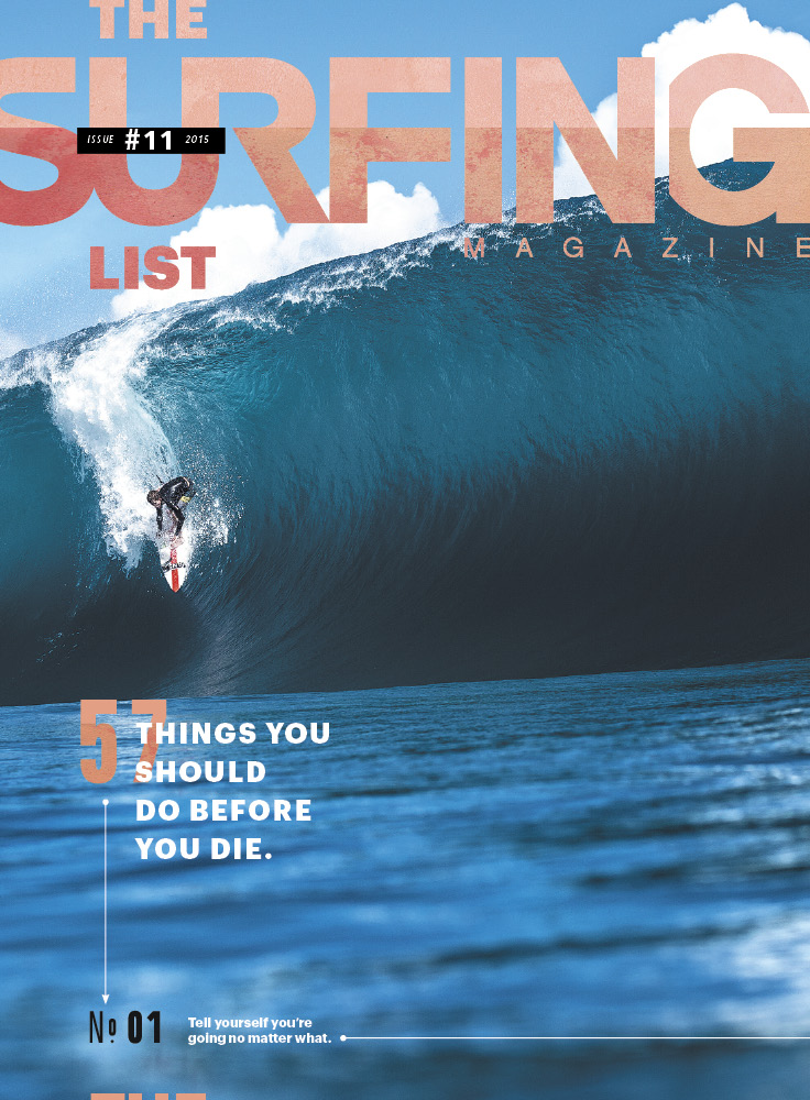 SURFING Magazine Issue 11, 2015