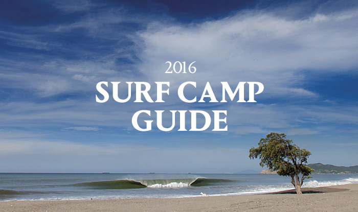 2016 Surf Camp Guide