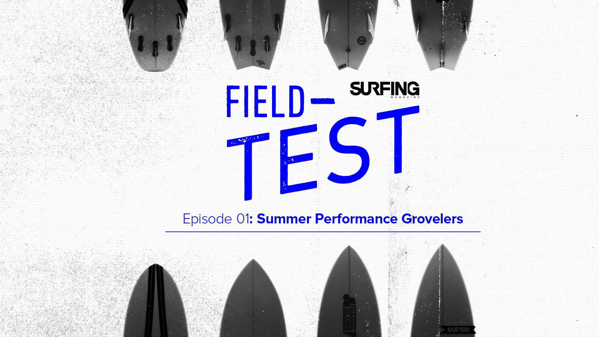 Field Test Ep 01